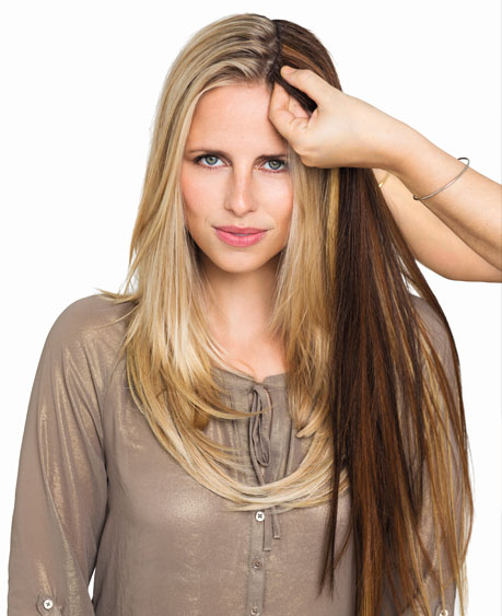 תוספות שיער ופאות משיער טבעי - רבקה זהבי